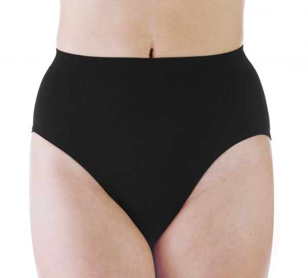 Seamless S100 black front